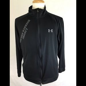 Under Armour Wounded Warrior Project Zip Up Size M